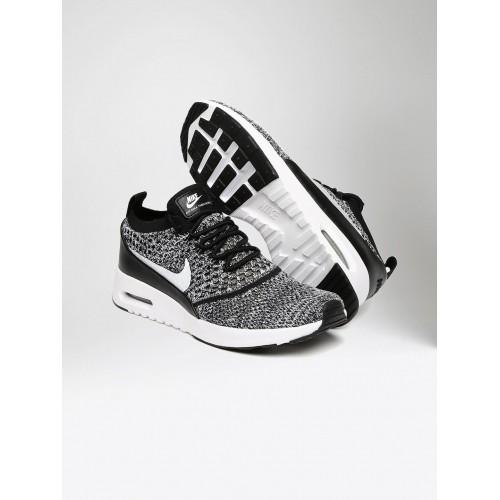 Buy Nike Black \u0026 White Mesh Lace Up