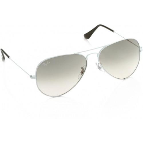 7de6b900a6 Buy Ray-Ban 0RB3025I 032 32 Gray Full Frame Aviator Sunglasses ...