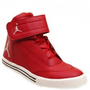 Blinder Red Artificial Leather Lace Up Sneakers