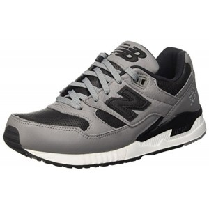 New Balance Men\'s Leather Sneakers