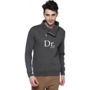 Campus Sutra Full Sleeve Printed Men s Sweatshirt