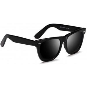 Just Style D051 Black Wayfarer Sunglasses