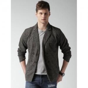 Mast & Harbour Charcoal Grey Blazer