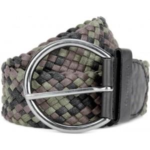 Fastrack Women's Multi Color Weave Belt