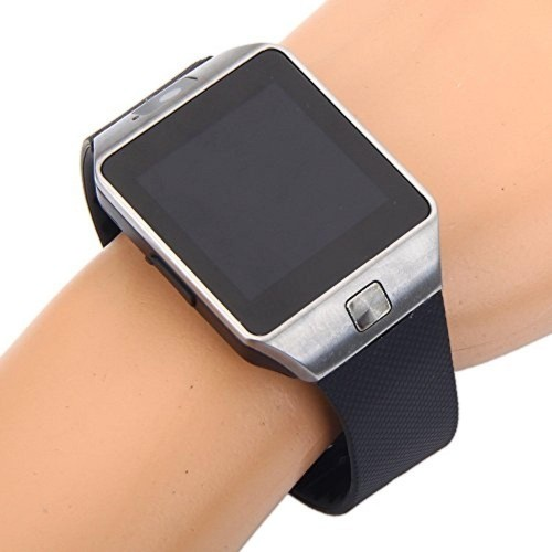 Bulfyss Samsung Android/Ios Mobile Wrist Watch Phone Compatible With All Models Ceritfied Sw Bluetooth Smart Watch Phone With Camera And Sim Card Support With