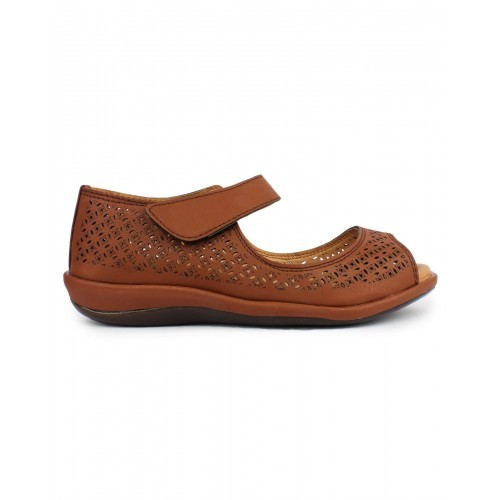 61deb2333 Buy Doctor Soft Brown Dr Sole Casual Slip-On For Women online ...