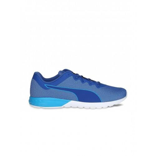 Buy Puma Men Blue Vigor IDP Running Shoes online  548894289