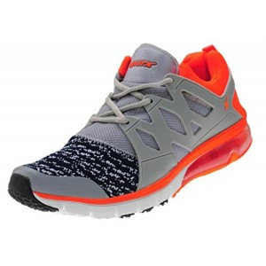 Sparx Grey/ ornage Sport shoes