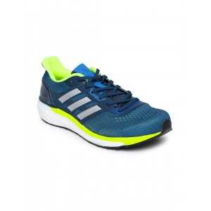 Adidas Men Navy Blue SUPERNOVA Running Shoes