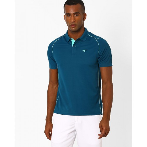 c117246e3 Buy PERFORMAX Polo T-shirt with Contrast Detail online
