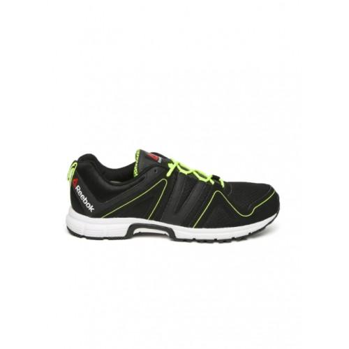 Reebok Black Performance Running Shoes