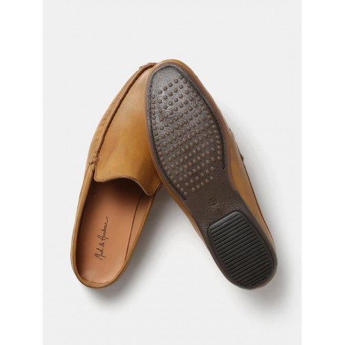 2df3ed9245f Buy Mast   Harbour Brown Solid Loafers online