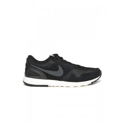 Nike Black Mesh AIR VIBENNA Sport Shoes For Men