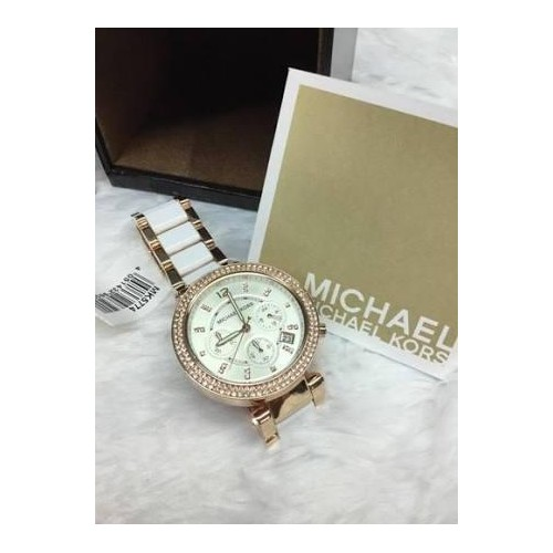 260711f4fa8a Buy Michael Kors MK5774 Ladies Parker Chronograph Watch online ...