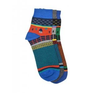 MARC Men Set of 3 Ankle-Length Socks
