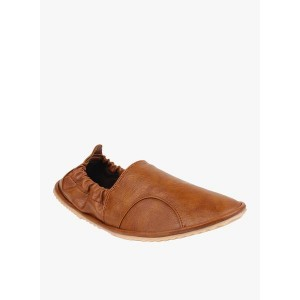 Do Bhai Tan Solid Rubber Loafers