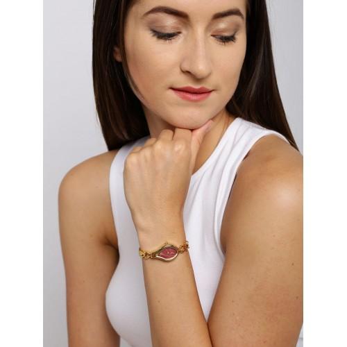 Titan NH2457YM03 Raga Women Maroon Dial Watch
