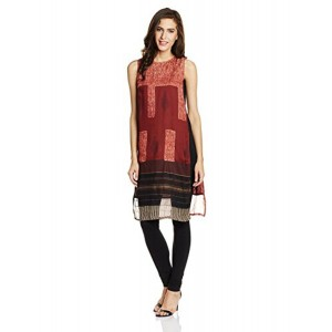 MOTHER EARTH Mother Earth Women's Straight Kurta
