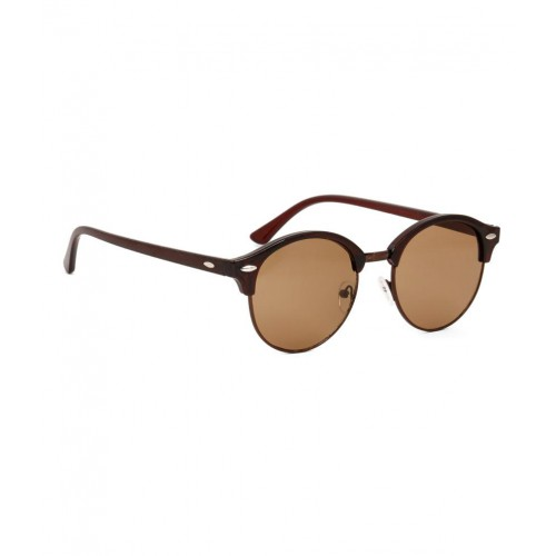 a3d1b86be0 Buy Royal Son Brown Round Sunglasses ( WHAT3305 ) online ...