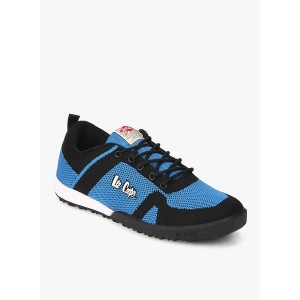Lee Cooper Blue Running Shoes