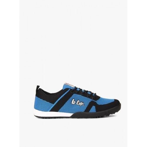 Lee Cooper Blue Running Shoes