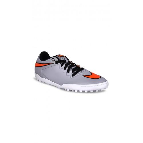 ... Nike Men's HypervenomX Pro TF Grey Football Shoes by NEW PLAYER ...