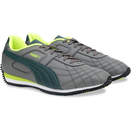 best loved on feet at release date: Buy Puma Gray Mexico DP Sneakers online | Looksgud.in