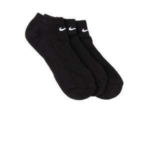 Nike Black 3Pack Cushion     Training  Socks