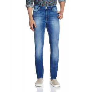 Lee Blue Cotton Elastane Eragon A Skinny Fit Jeans
