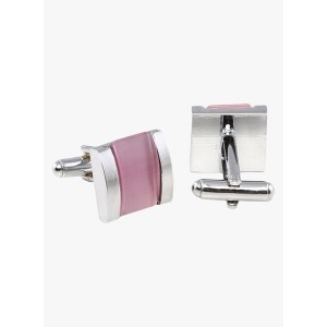 Tossido Pink Cufflinks