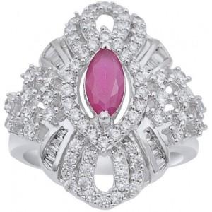 ... Queen Crown Lovers Top Crystal Couple Rings onlineLooksgud.in