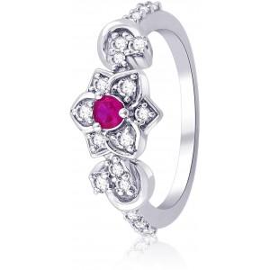 Wedding Gifts For Couples Flipkart : ... Queen Crown Lovers Top Crystal Couple Rings onlineLooksgud.in