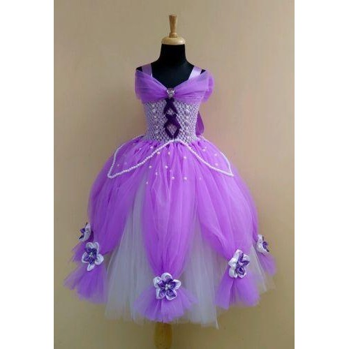 Buy SOFIA THE FIRST TUTU DRESS FOR BABY GIRL KIDS - BIRTHDAY, PARTY ...