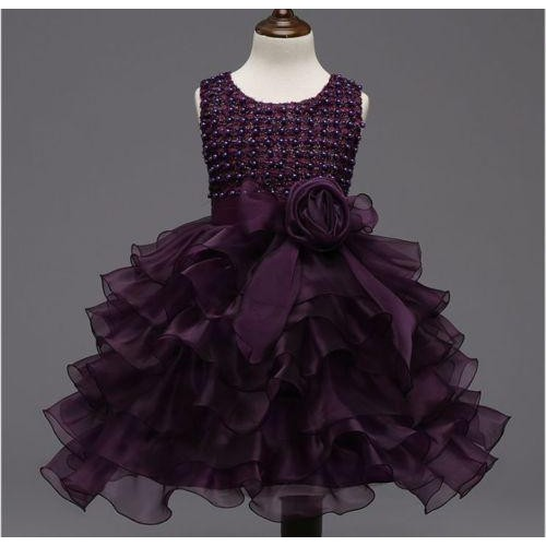 Buy Princess Dress Skirt For Baby Girl Kids Birthday Party