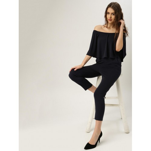 Buy all about you from Deepika Padukone Navy Off-Shoulder ...