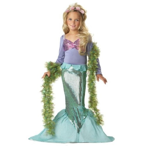 California Costumes Multicolored Sequins Costume