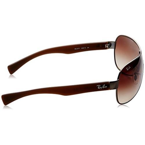 0e4b642a6e9 Buy Ray-Ban Ray-Ban Wrap Sunglasses (Gunmetal) (RB3471