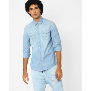 Jack & Jones Slim Fit Cotton Shirt