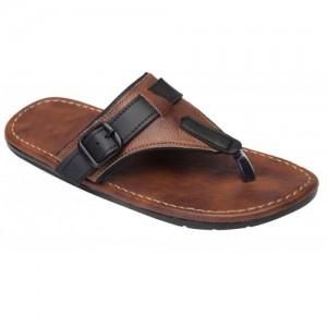 Butchi Men Tan Sandals