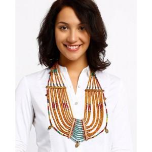 Urra Beaded Naga Tribal Necklace