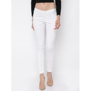 AND White Jeggings