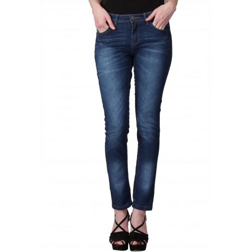 Kotty Skinny Women's Blue Jeans