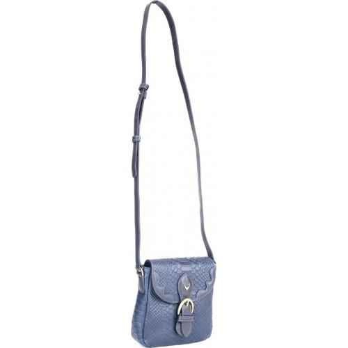 Buy Hidesign Women Blue Sling Bag online  31facc45f