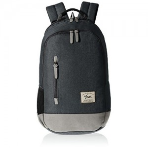 Gear Grey Classic 24 ltrs Charcoal Casual Backpack