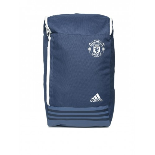 897dc497b311 Buy Adidas Unisex Navy Manchester United F.C. Backpack online ...