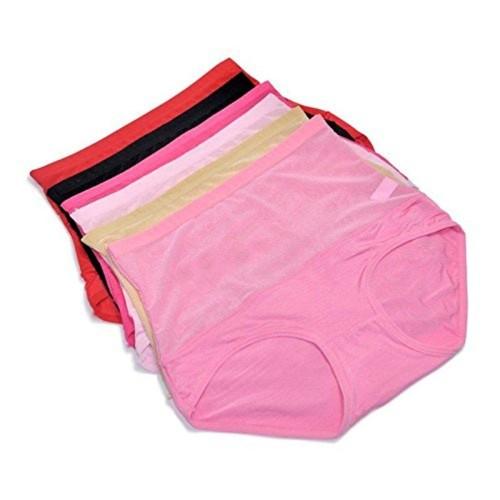 df3bf99c46efb Buy Aaram Aaram Women s Bamboo Panty Tummy Tucker (Off-white) online ...