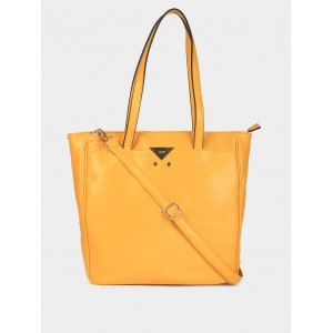Lavie Ochre Yellow Tote