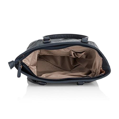 Caprese Caprese Lilia Women's Tote Bag (Navy)