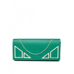 Paprika by Lifestyle Green Clutch