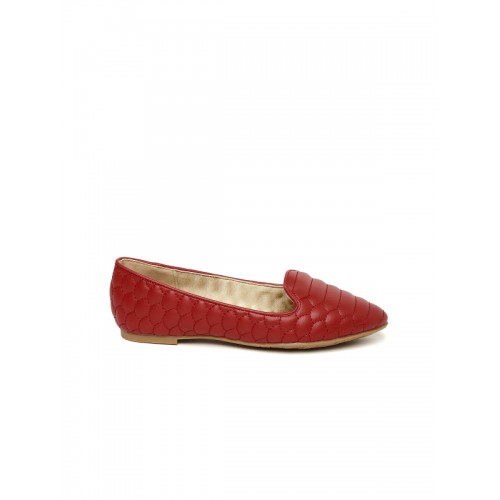 Lavie Red Belly Shoes